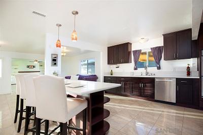 San Diego Single Family Home For Sale: 3544 Sandrock Rd.