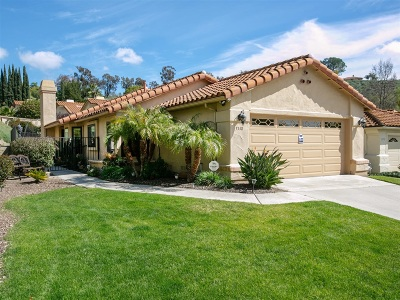 Single Family Home For Sale: 3748 Aries Glen