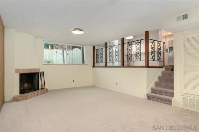 San Diego Townhouse For Sale: 5193 Mount Alifan Dr