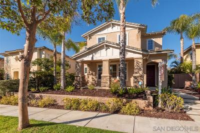 San Diego Single Family Home For Sale: 16532 Cimarron Crest Dr