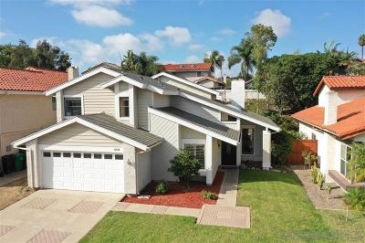 San Diego Single Family Home For Sale: 4974 Via Cinta
