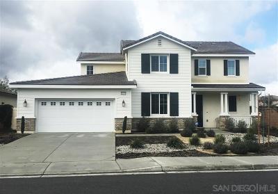 Riverside County Single Family Home For Sale: 30093 Bristol Gate Lane