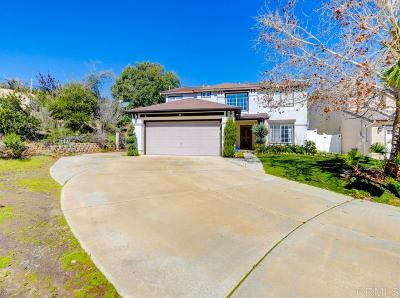 Single Family Home For Sale: 13106 Morning Glory Dr