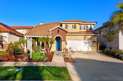 Chula Vista Single Family Home For Sale: 1587 Golden Gate Avenue
