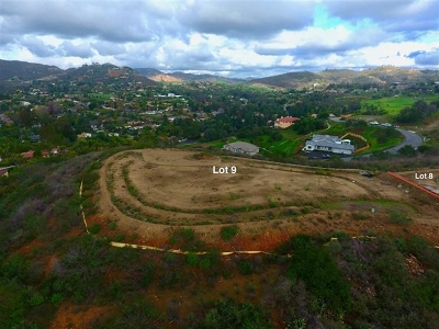 Vista Residential Lots & Land For Sale: 3289 Sagewood Hills Road #9