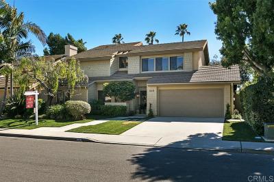 Rancho Santa Fe Single Family Home Pending: 3829 Avenida Feliz