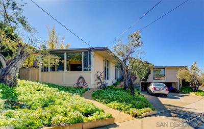 La Jolla Shores Single Family Home Sold: 2727 Bordeaux Ave