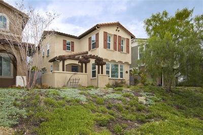 Del Sur, Del Sur Community, Del Sur/Santa Fe Hills Single Family Home For Sale: 8437 Kern Crescent