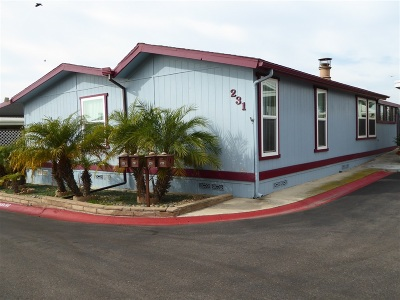 Mobile/Manufactured For Sale: 3340 Del Sol Blvd #231