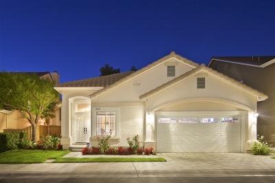 Single Family Home For Sale: 12676 Caminito Radiante