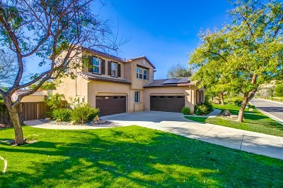 Valley Center Single Family Home Contingent: 27548 Saint Andrews Ln