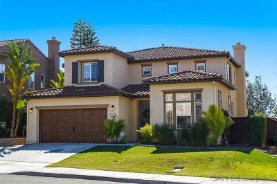Chula Vista Single Family Home For Sale: 354 Plaza Paraiso