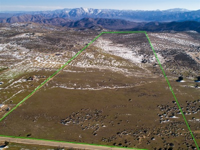 Ranchita Residential Lots & Land For Sale: Montezuma Road