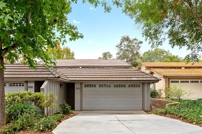 Encinitas Townhouse For Sale: 3102 Via De Caballo