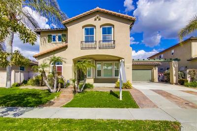 Otay Ranch Single Family Home For Sale: 1465 Stanislaus Drive