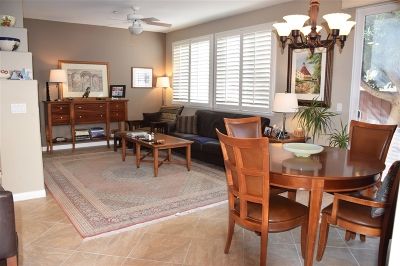 Carlsbad Townhouse For Sale: 4000 Backshore Ct