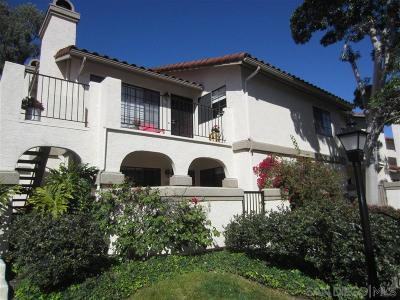 Attached For Sale: 7642 Palmilla Drive #121