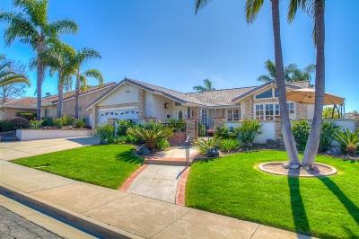 Carlsbad Single Family Home For Sale: 1003 Daisy Ave