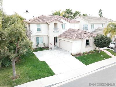 Oceanside Single Family Home For Sale: 4305 Saddlehorn Way