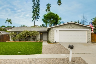 Carlsbad Single Family Home For Sale: 3510 Catalina Dr
