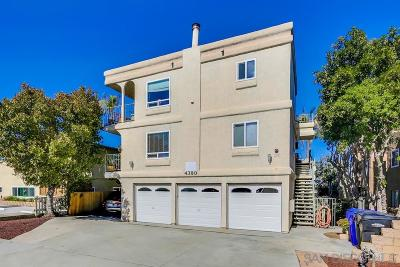 Attached Sold: 4380 Temecula St. #3