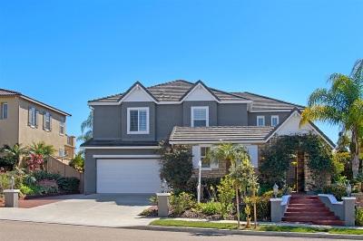 La Costa Oaks Single Family Home For Sale: 3413 Corte Brezo