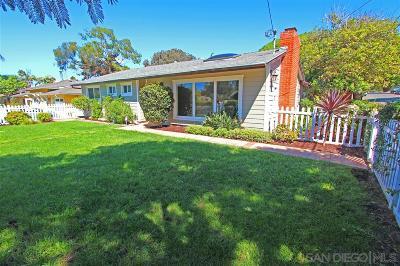 Single Family Home Pending: 1303 Hermes Ave