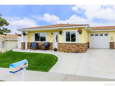 Oceanside Condo For Sale: 3650 Campus Drive