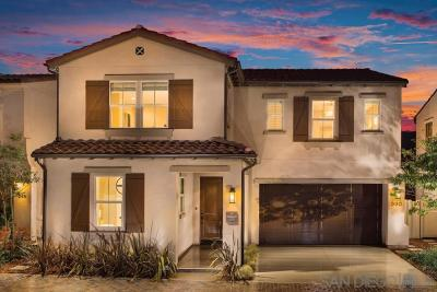 San Marcos Single Family Home For Sale: 689 Gemstone