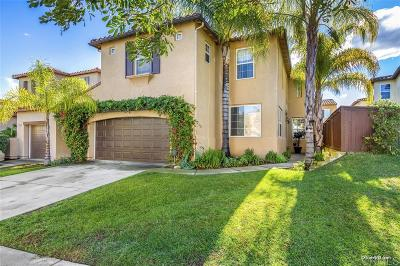 San Marcos Single Family Home Sold: 523 Avenida Ortega