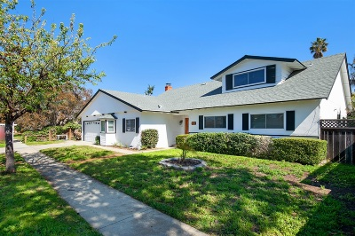 Carlsbad Single Family Home For Sale: 3460 Woodland Way