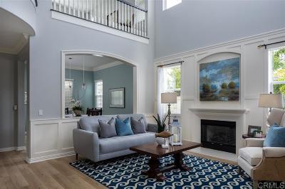 Single Family Home Pending: 7884 Vista Higuera