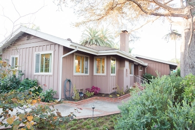 Single Family Home For Sale: 3767 Dupont