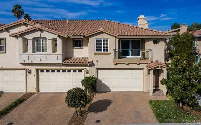 Vista Townhouse For Sale: 1310 Isabella Way