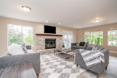 Fallbrook Single Family Home For Sale: 3520 Los Hermanos Road