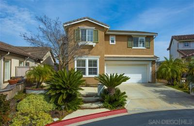 Oceanside Single Family Home For Sale: 198 Ridge View Way