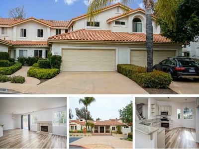 San Diego Townhouse For Sale: 16156 Avenida Venusto #2