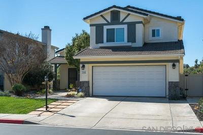San Marcos Single Family Home Sold: 1168 Adele Ln