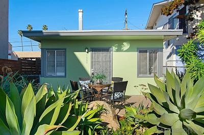San Diego Single Family Home Pending: 4668 Point Loma Ave