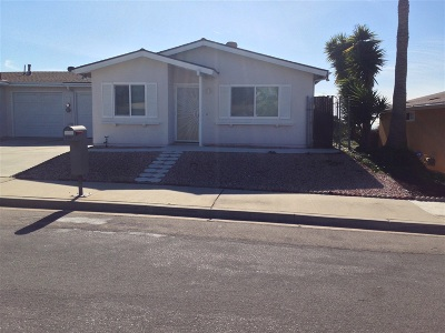 Rental For Rent: 3167 Coral Drive