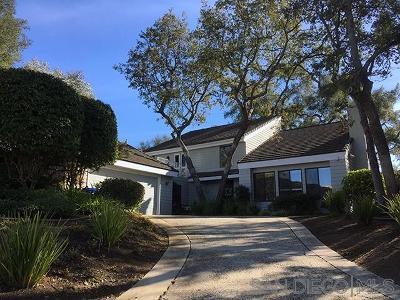 Escondido Single Family Home For Sale: 10965 Meadow Glen Way E