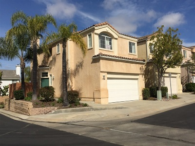 Single Family Home For Sale: 9452 Galvin