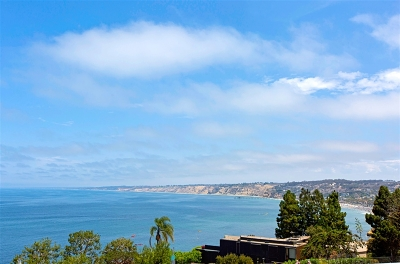 La Jolla Single Family Home For Sale: 1526 Bluebird Lane