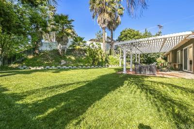 Bonita Single Family Home For Sale: 2915 Bonita Mesa Rd