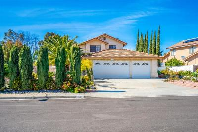 Scripps Ranch Single Family Home For Sale: 10960 Sunset Ridge Dr