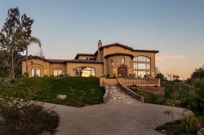 San Diego Single Family Home For Sale: 12992 Polvera Court