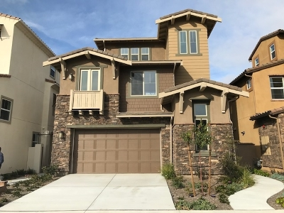 Single Family Home For Sale: 3072 Marron Road #Lot 32