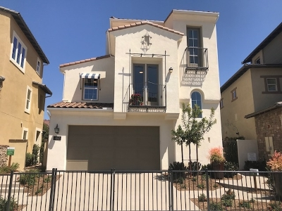Carlsbad Single Family Home For Sale: 3054 Villeta Ave #Lot 14