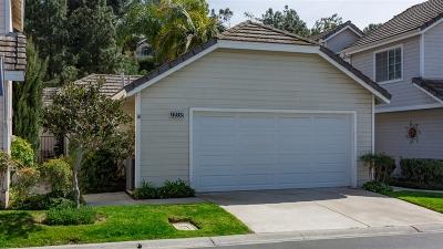 Single Family Home For Sale: 10538 Rancho Carmel Dr