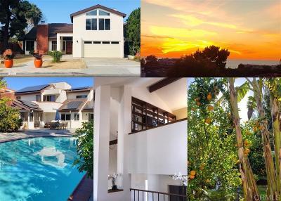 Single Family Home For Sale: 13980 Recuerdo Drive